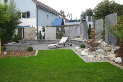 Garten Sichtschutz Stein | Möbelideen